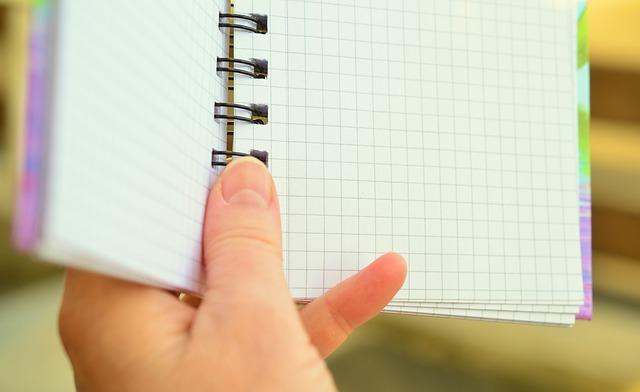 手書きのメモは思考を「見える化」できる!勉強にも仕事にも効果的!